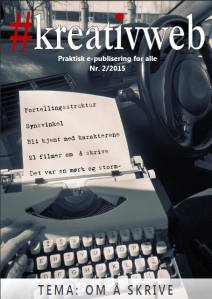 Forside #kreativweb nr. 2/2015