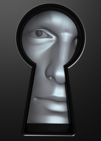 peeping_keyhole